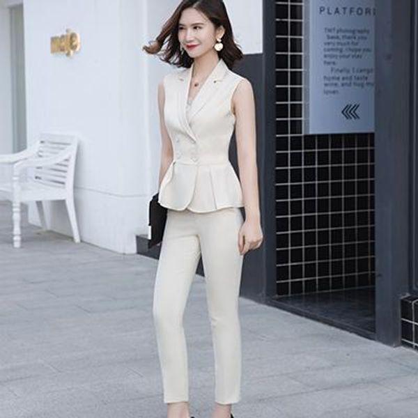 Albicocca Suit Pant