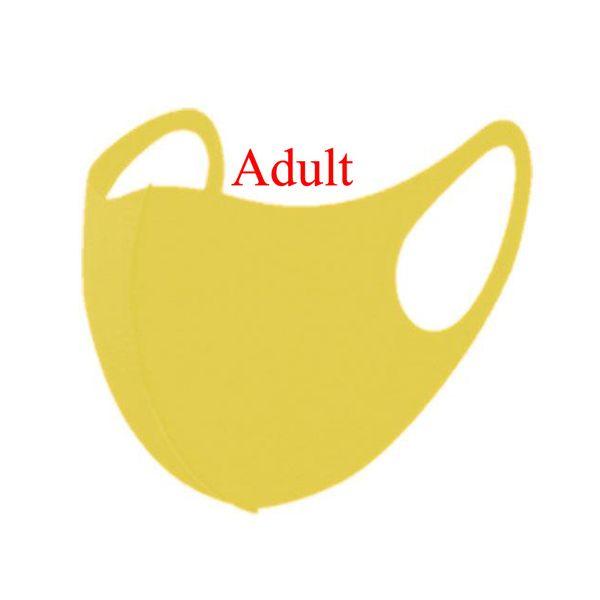 jaune (adulte)