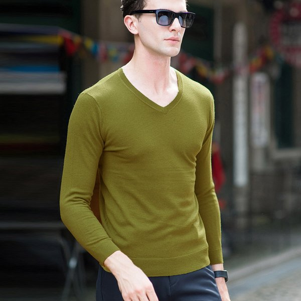 Senf Grün