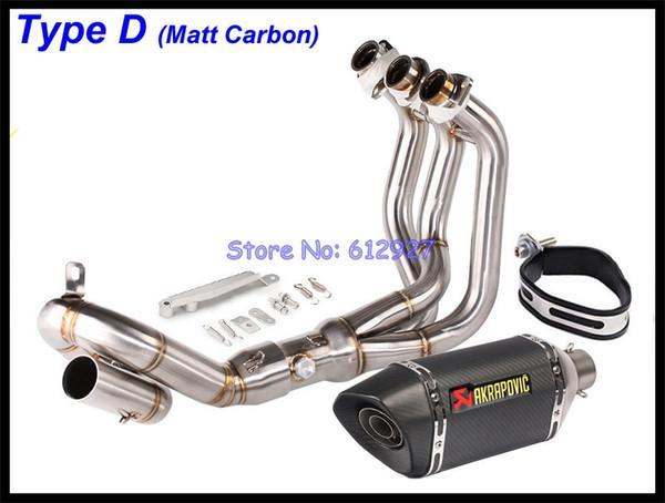 D (Matt Carbon)