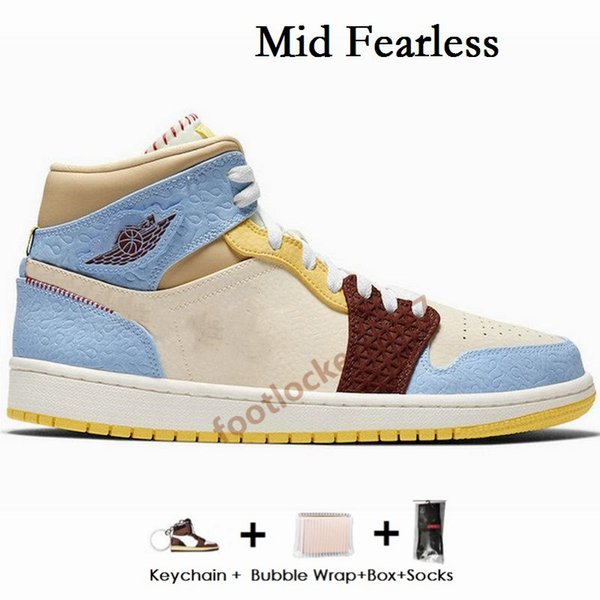 -Mid Fearless