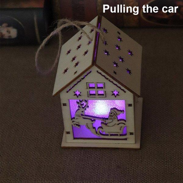 Тянет автомобиль