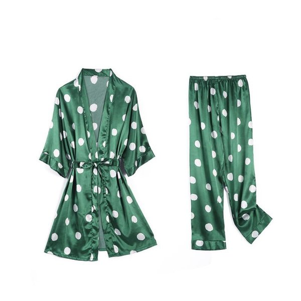 2PCS Set Green