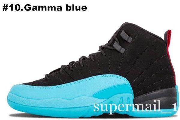 # 10.Gamma azul