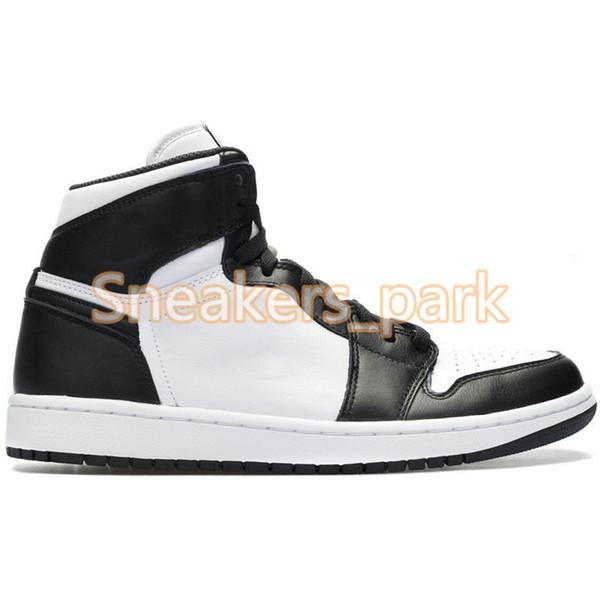 1s noir blanc