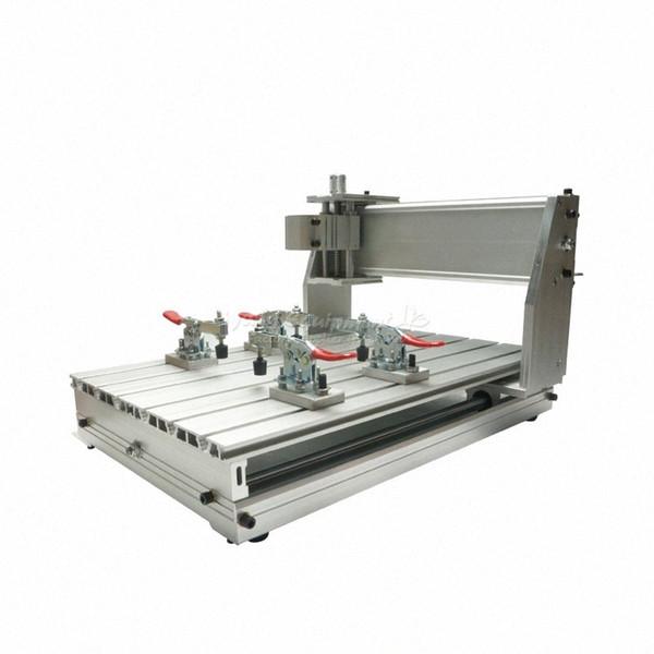 top popular 3040 CNC 3040Z-DQ Ballscrew mini CNC milling machine Engraver Engraving Milling Drilling Cutting Machine Manufacturer Supplier ltgW# 2021