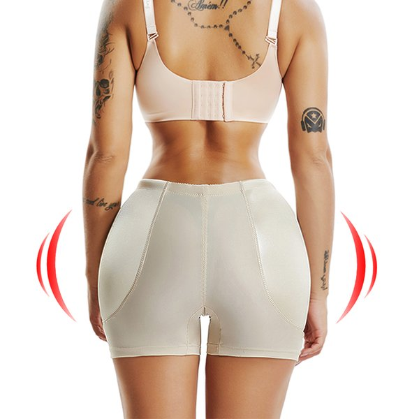 Nude Middle-waisted