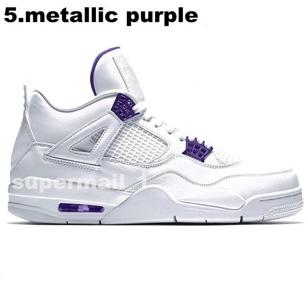 5.metallic púrpura
