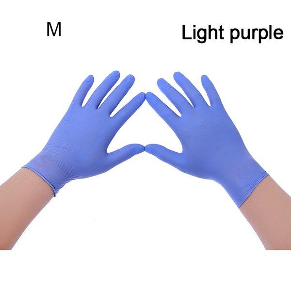 Luz roxa M