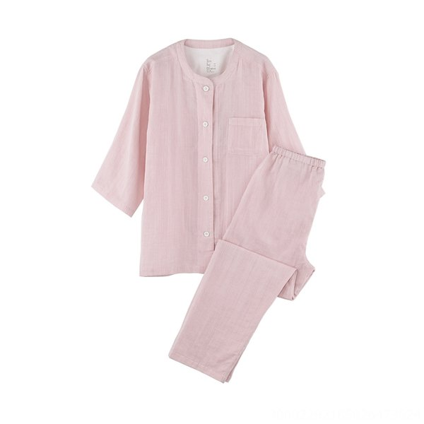 Pink Women (cropped Sleeves + Trousers)