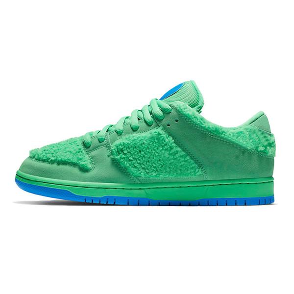 #15 Green Bear