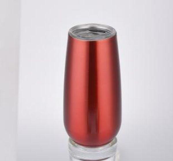 N ° 3 gobelets à vin en acier inoxydable