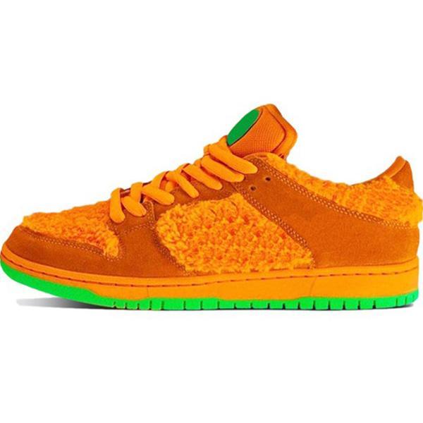 3 ours orange 36-45