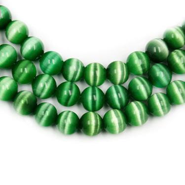 Verde - 4 mm aprox 95pcs