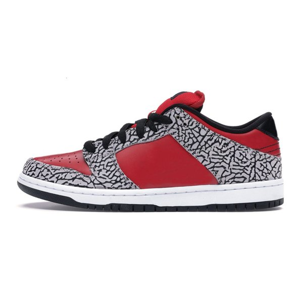 11 Red Cement