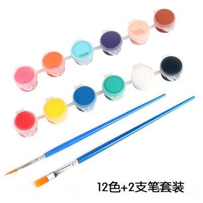 light gray 12 color pigment 2 Pens