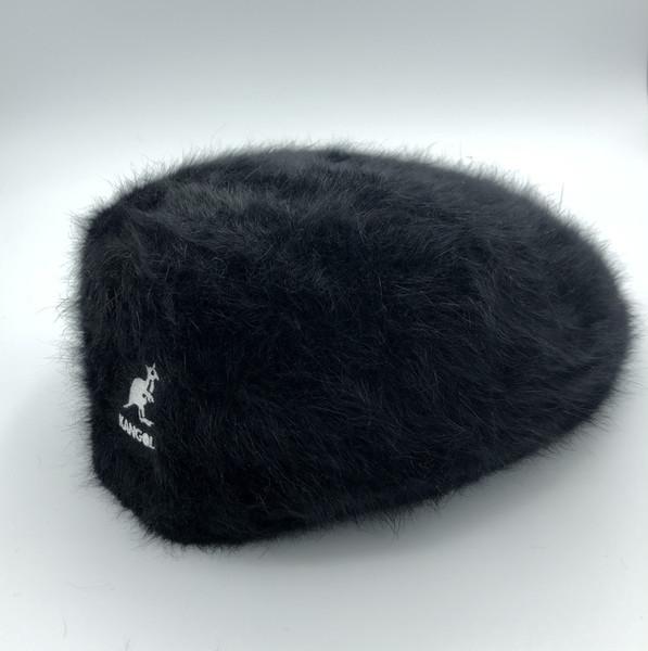 lapin cheveux noir-l (58-60cm)