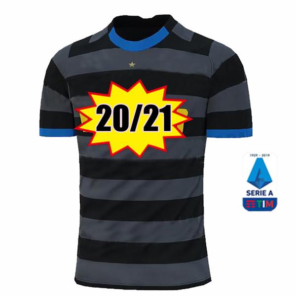 2021 Troisième avec Serie A