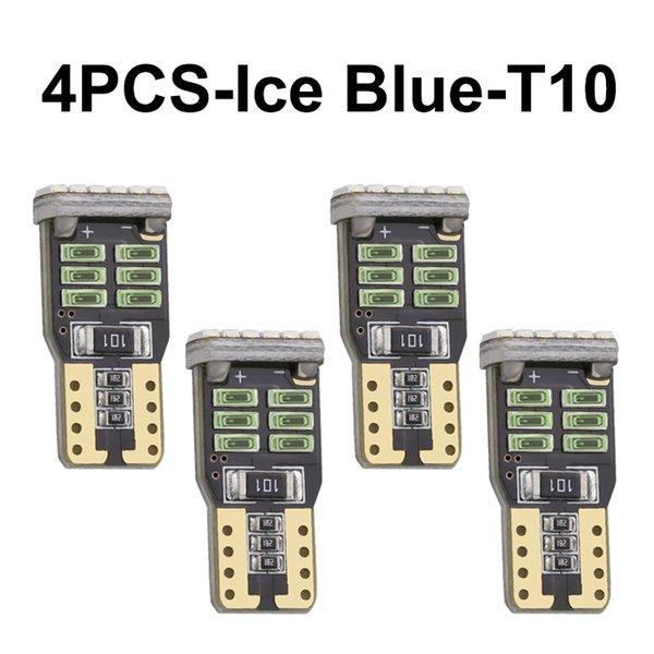 4PCS-Ice Blue