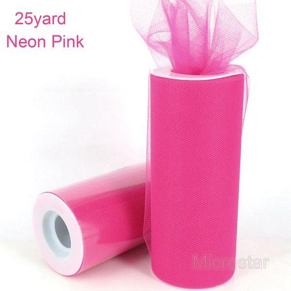 25yard Neon Pembe