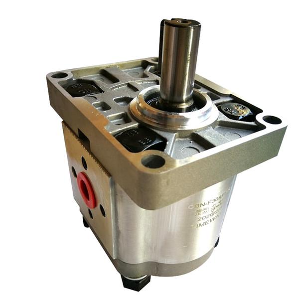 top popular Hydraulic Gear Pump CBN-E308-FPR CBN-F308-FPR CBN-E310-FPR CBN-F310-FPR high pressure oil pump 20Mpa lubrication pump good quality Aluminum 2020