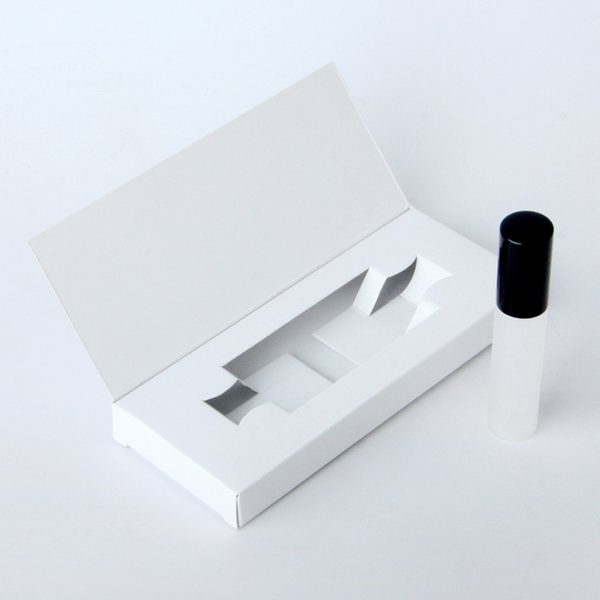10ML الأبيض الصندوق الأسود