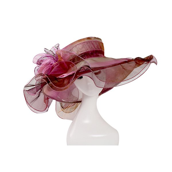 Mor Güneş Şapkalar