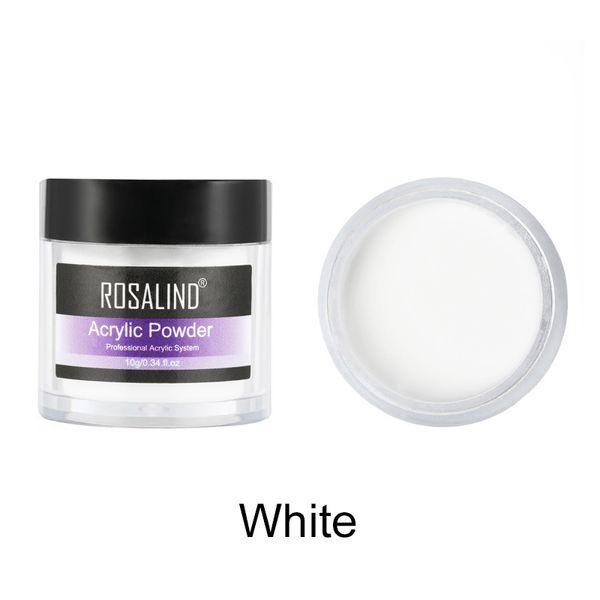 Polvo de acrílico blanca de China