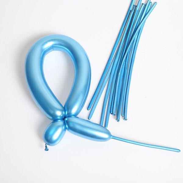 10PCS الأزرق