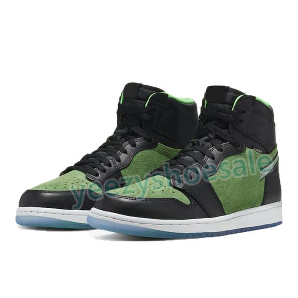 07. Zoom schwarz grün