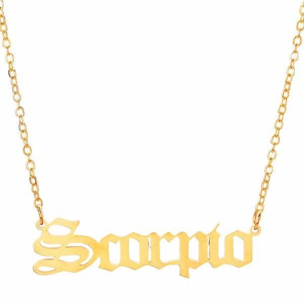 Oro escorpio
