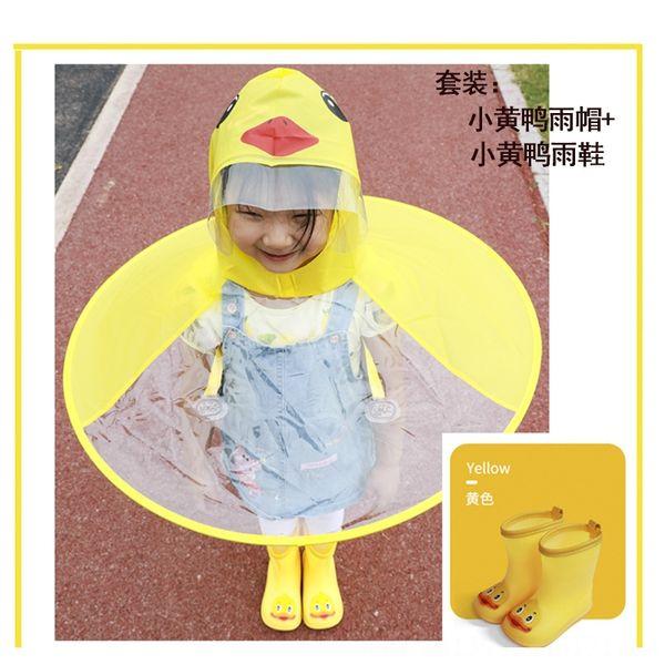 Set (kleine gelbe Ente Raincoat Peva Thi