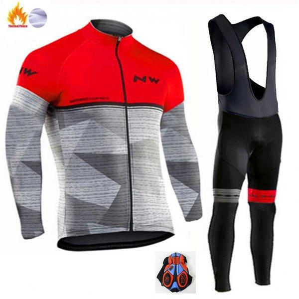 Winter Cycling suit7