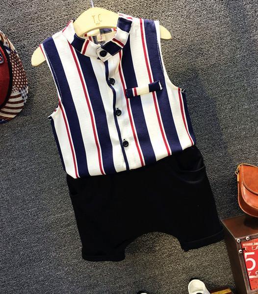 shirt shorts 2pcs E