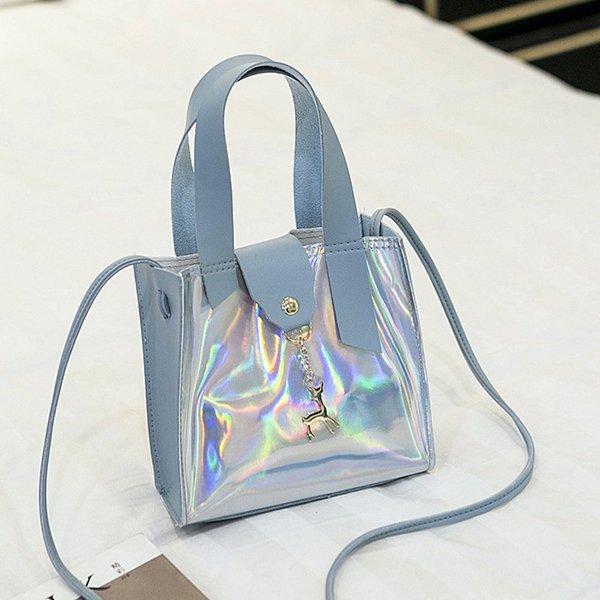 lazer mavi çanta