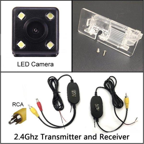 wireless 4 LED