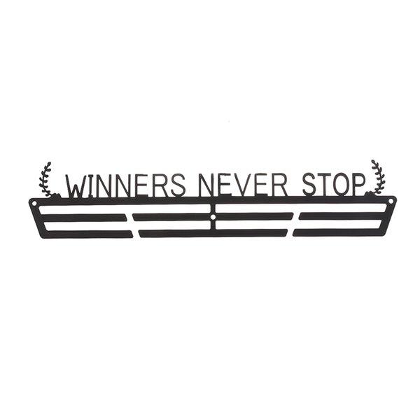Kazananlar hiç durmaz
