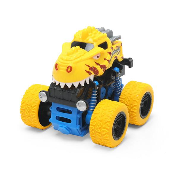 الديناصور الأصفر