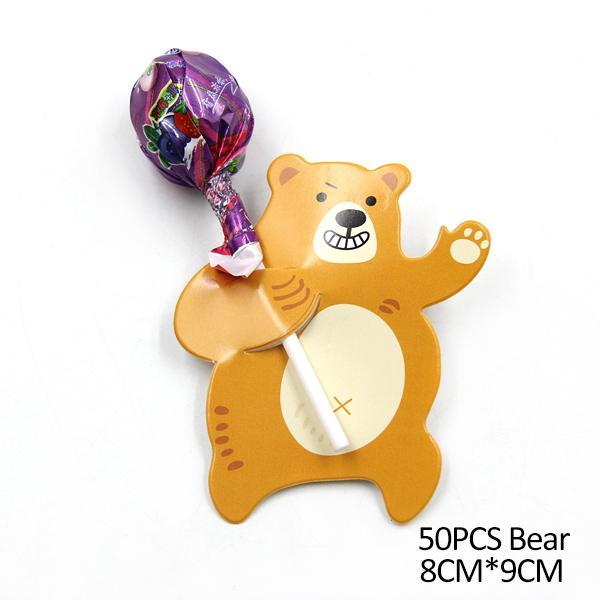 Bear-50pcs