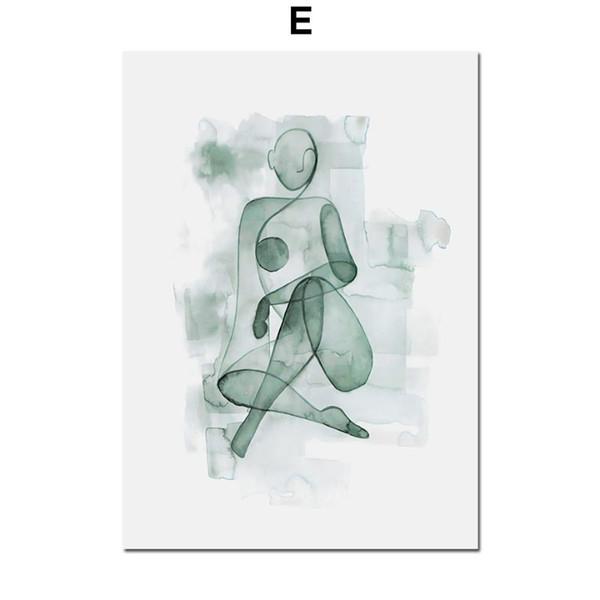 13X18 cm Unframed E