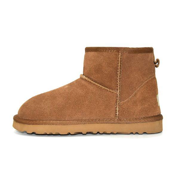 3 Classic Mini Boot - Khaki