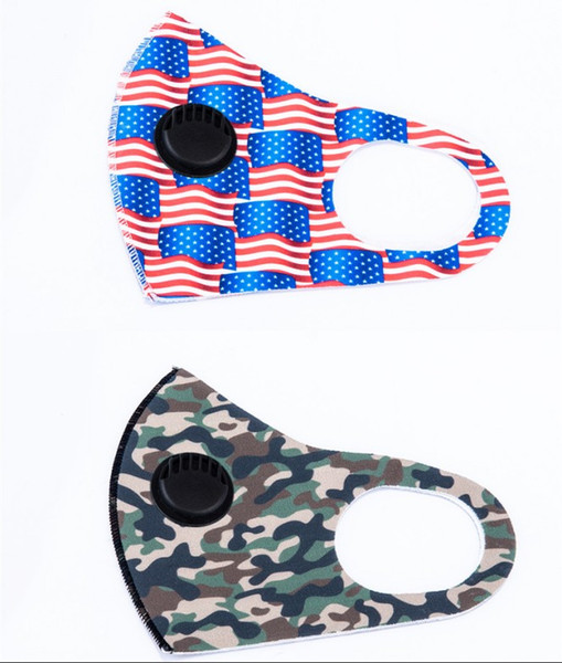 Mixed For Camo & Flag With Value