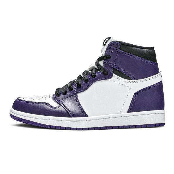 #22 Court Purple 2.0