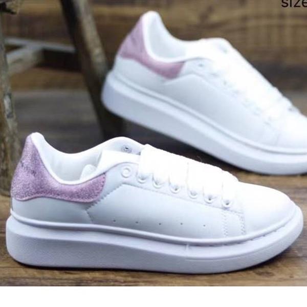 # 13 Bianco Rosa Glitter
