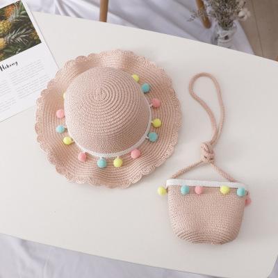 chapeau sac rose