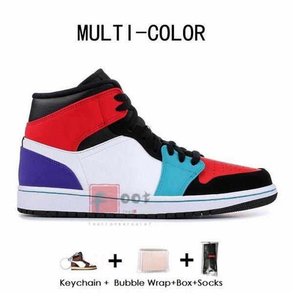 1S-Multi Color
