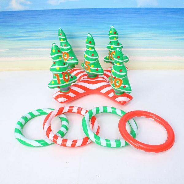New Christmas Cross Ring
