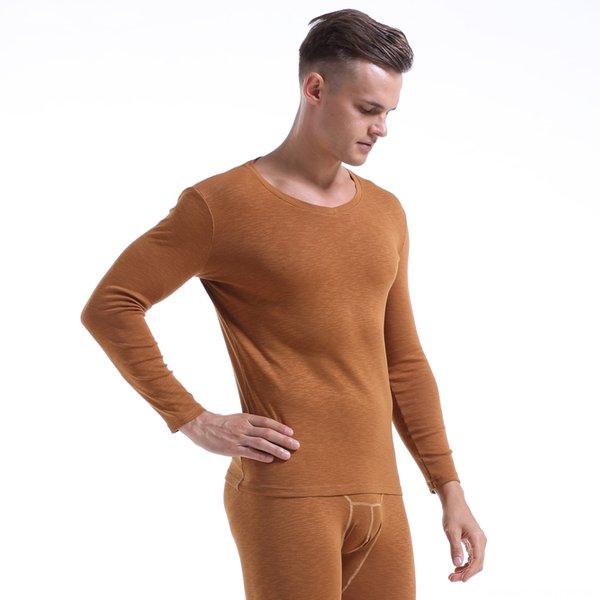 Haki Tek Sonbahar Giyim V yaka