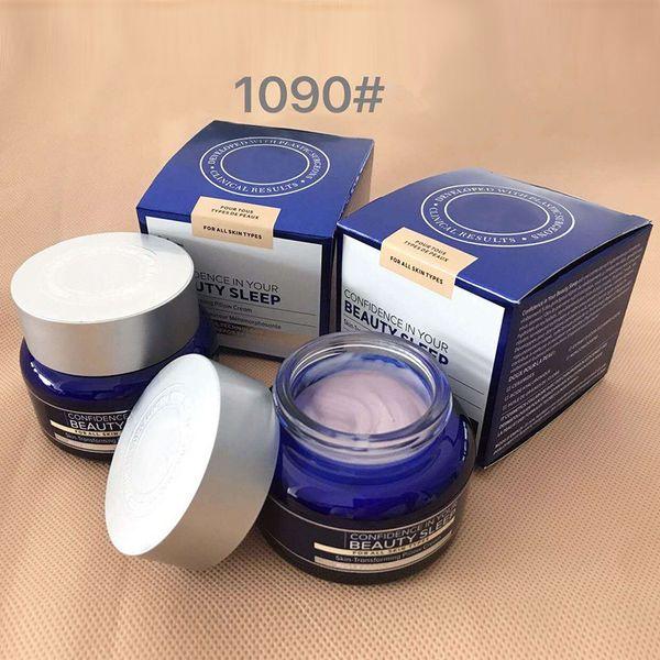 top popular Hot sale Cosmetics Confidence In Your Beauty Sleep Pillow Cream 2oz 60ml 2021