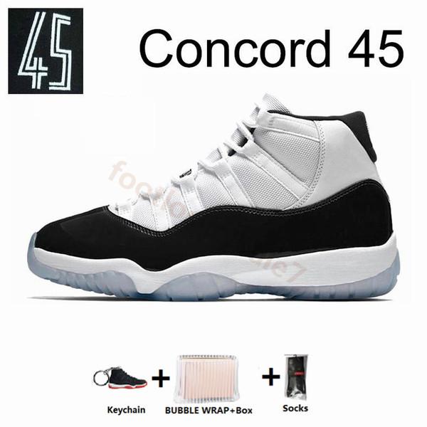 11'ler-Concord Yüksek 45
